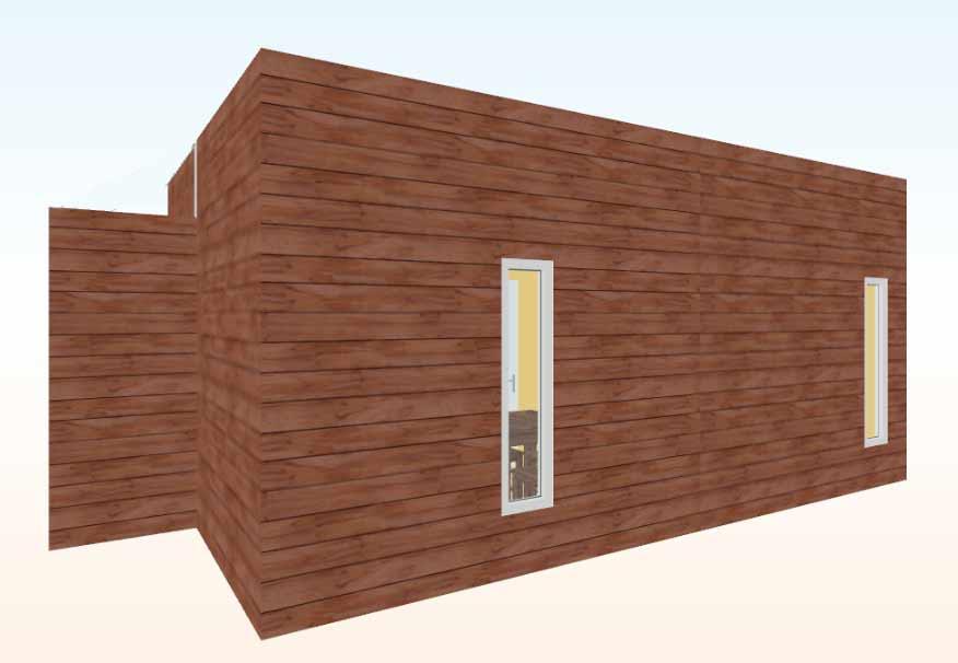 vista-trasera-3d-Cabaña-prefabricada-20m2