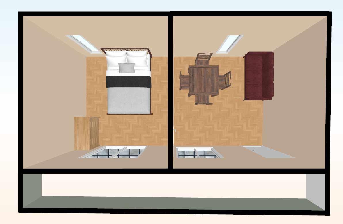 planta-3d-casa-prefabricada-18m2